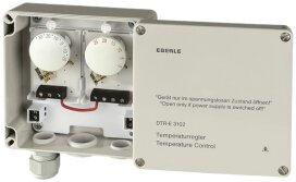 RTR-E8031-50 Eberle Raumtemperaturregler weiß 1W Unterputz IP30 230V Ein-..